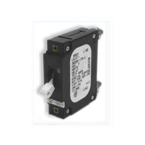 Paneltronics C Frame Magnetic Circuit Breaker - CE - 50 Amp - Single Pole 2642626