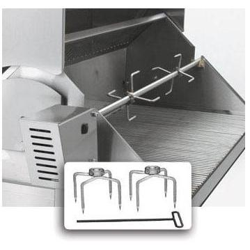 Crown Verity Rotisserie Kit For 30 Inch Gas Grills