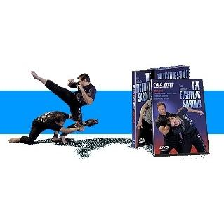 Cold Steel Training Dvd, Fighting Sarong