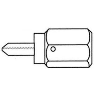 Lock Technology Ford Sure-Shot Ignition By-Pass Key