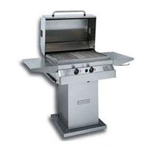 Texas Barbecues 4000 Combination Gas Grill LP 6084
