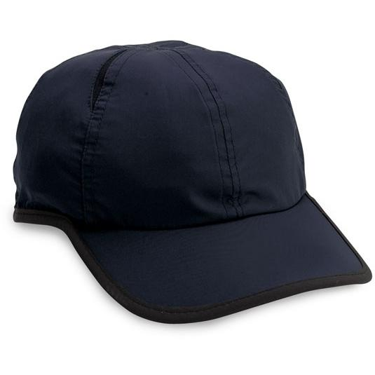 Cobra Caps Performance Quick-Dry Microfiber Cap - Navy