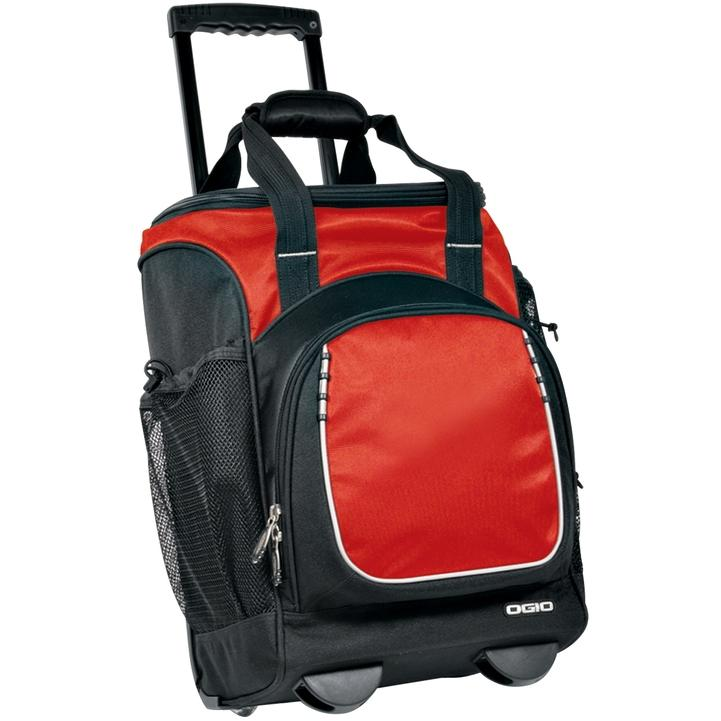 Ogio Pulley Insulated Cooler - Fire
