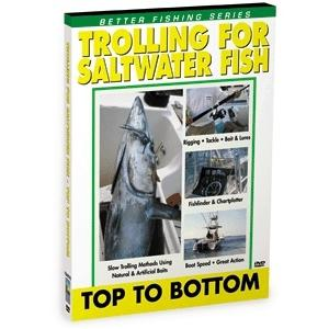 Bennett DVD Trolling For Saltwater Fish: Top To Bottom