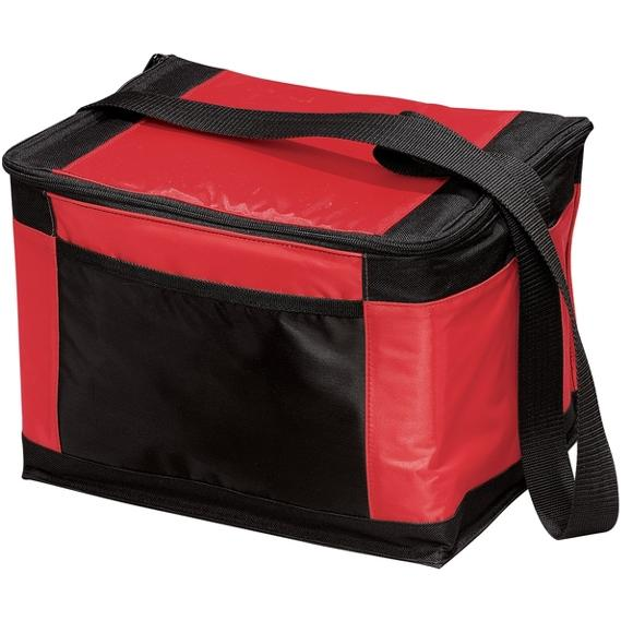 Port Authority 12-Pack Cooler - Red