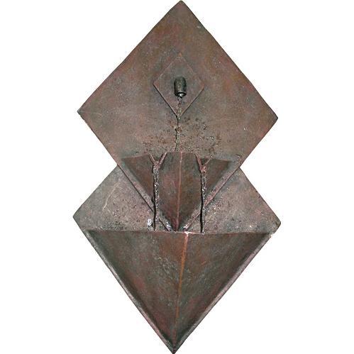 Alpine Wall Fountain - Double Diamond