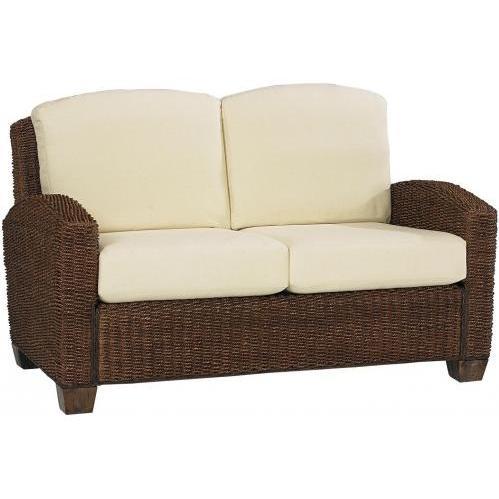 Home Styles Cabana Banana Love Seat - Cocoa - 5402-60