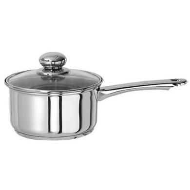 Innova Classicor 1qt. Stainless Covered Saucepan