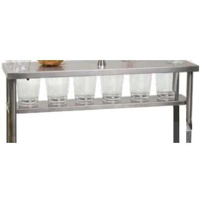 Alfresco Serving Shelf With Light Accessory For 30 Inch Apron Sink