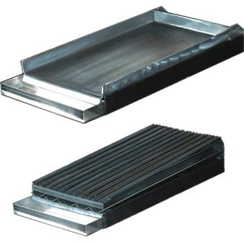 Rocky Mountain Two Burner Griddle/Broiler Combo