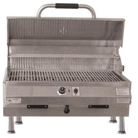 Electri-Chef 32 Inch Electric Chef Single Control Table Top Grill