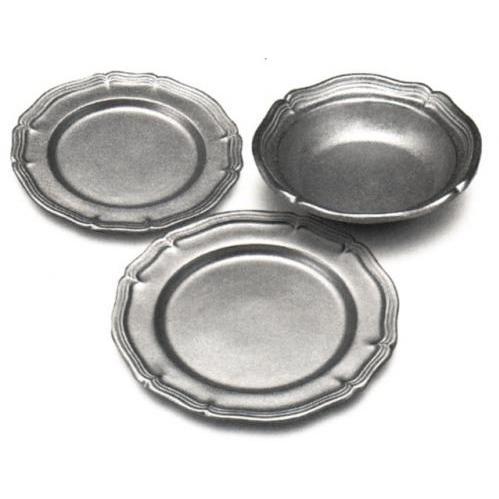 Wilton Armetale Country French 3-Piece Dinnerware Set