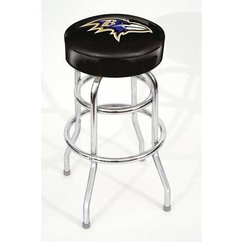 Imperial International Baltimore Ravens Bar Stools