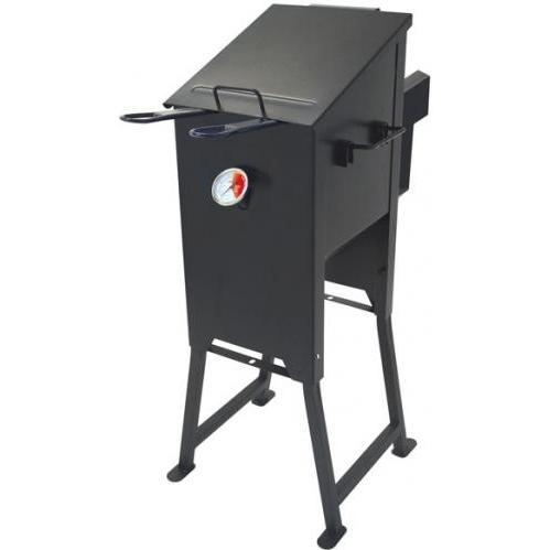 4 Gallon Bayou Classc Turkey Deep Fryer With Two Stainless Steel Baskets
