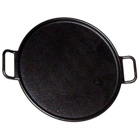 Lodge Pro-Logic Seasoned Cast Iron Pizza/Roasting Pan