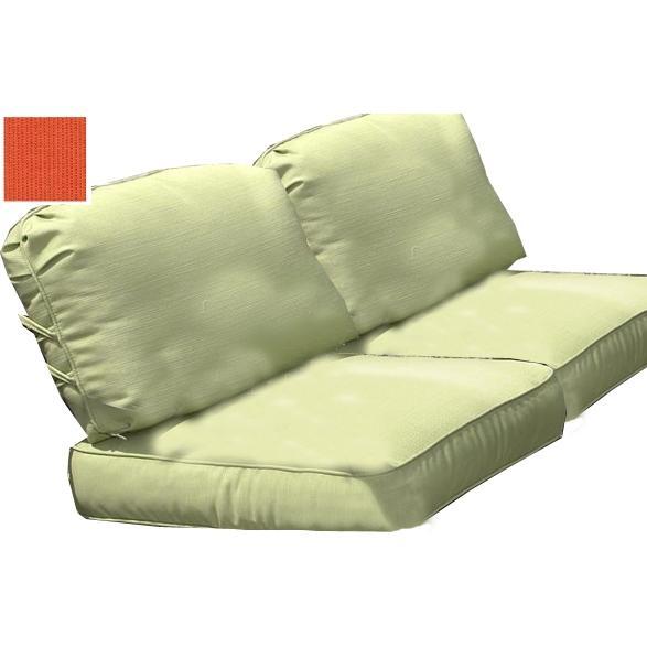 Alfresco Home Cushion Set For 22-0400 - Cayenne