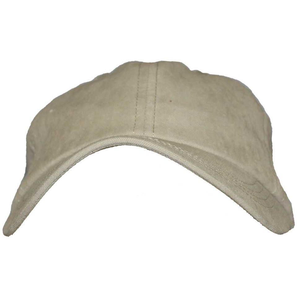 Port Authority Signature Sueded Hat - Stone, Discount ID C850-158753