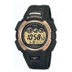 Casio G-Shock Solar Powered Atomic Watch