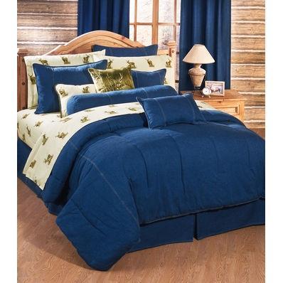 Karin Maki American Denim Comforter Blanket - Full