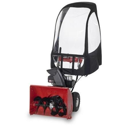 Classic Accessories Snow Thrower Cab - Black