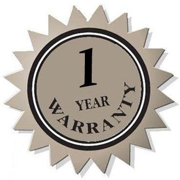 1 Year - Major Appliance Warranty Under 1500.00