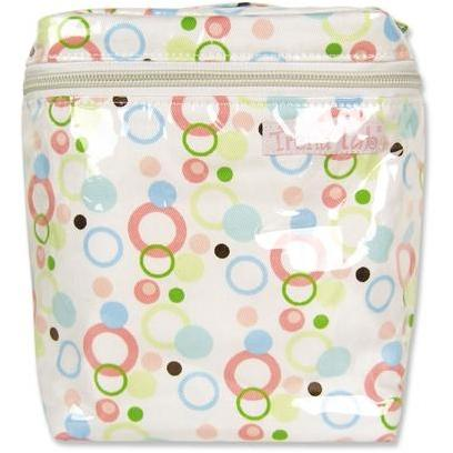 Trend Lab Insulated Bottle Bag - Cupcake