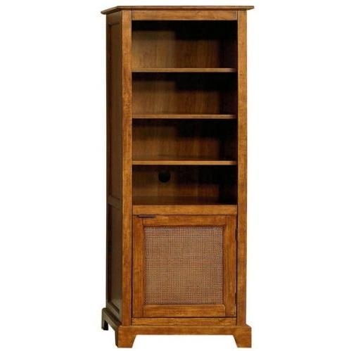 Home Styles Jamaican Bay Pier Cabinet - Soft Mahogany - 5535-13