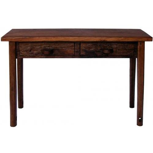 Groovy Stuff Teak Wood Cimarron Sofa / Console Table - TF-790