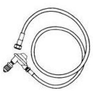 24 Inch Propane Hose And Regulator 80024