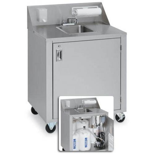 Crown Verity Portable Stainless Steel Sink