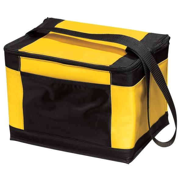 Port Authority 12-Pack Cooler - Gold