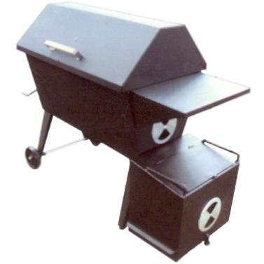Cajun Grill Super BBQ Grill Smoker Box