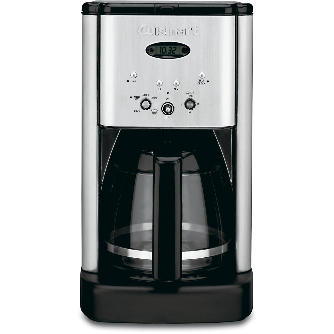 Cuisinart DCC1200 Brew Central Coffeemaker - 12 Cups