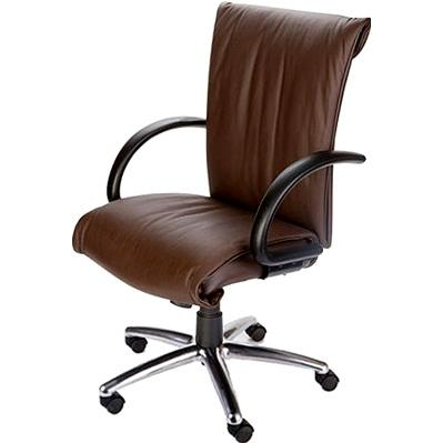 Mac Motion Cacao Office Chair - CEL-7110-A-AB-Cacao