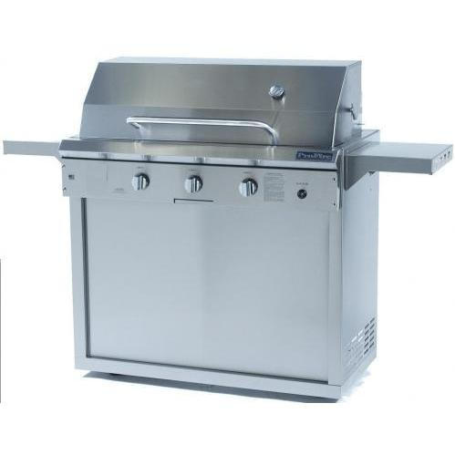 Profire Performance Series 42 Inch Natural Gas Grill With Rotisserie - On Cart at Sears.com