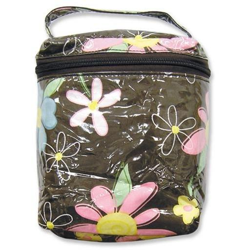 Trend Lab Insulated Bottle Bag - Blossoms
