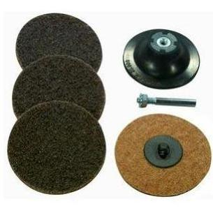 Astro Pneumatic 3 Inch Surface Prep Pad Kit