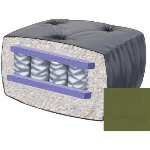 10 Inch Blazing Needles Perfect Pocket Coil Futon Mattress - Sage - DS-9662 - Sage