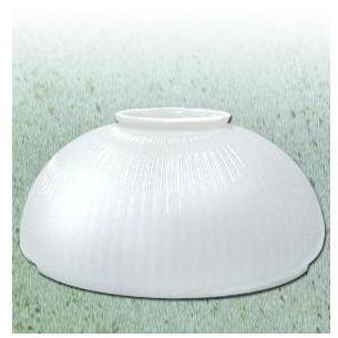 Gaslite America GLP152 Milk Glass Dome For Yorktown Hadco Gas Lights