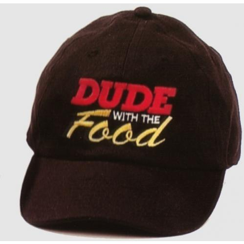 Dude With The Food Baseball Cap