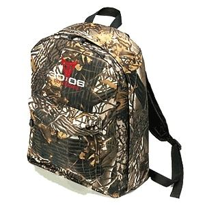 3006 Camo Backpack
