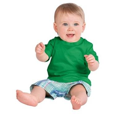 Precious Cargo Infant Short Sleeve T-Shirt 6M - Kelly Green