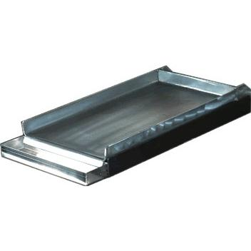 Rocky Mountain Two Burner Commercial Griddle