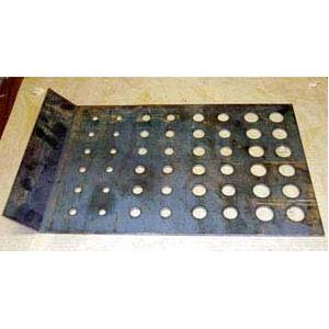 Horizon Smokers Drop-In Convection Plate For 20 Inch Smoker Grills