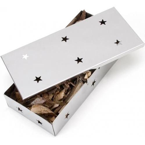 Meteor Stainless Steel Universal Smoker Box