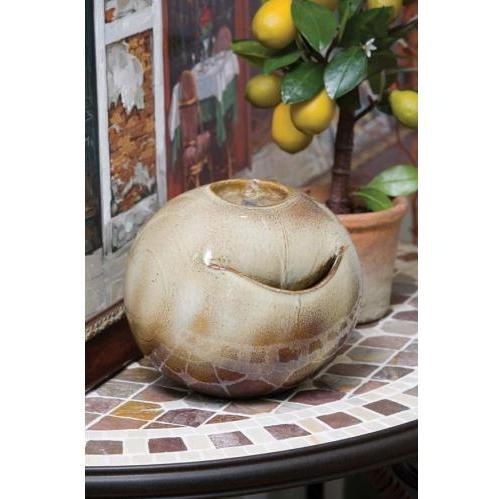 Alfresco Home Enyoki Indoor Fountain With Pump - Small