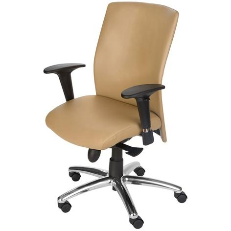 Mac Motion Dune Office Chair - CEL-7120-A-Dune