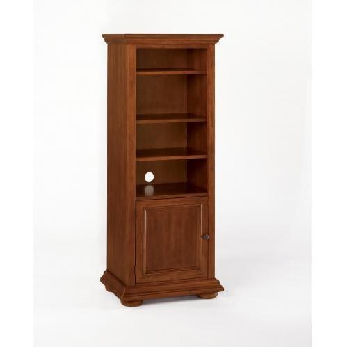 Home Styles Homestead Pier Cabinet - Warm Oak - 5527-13