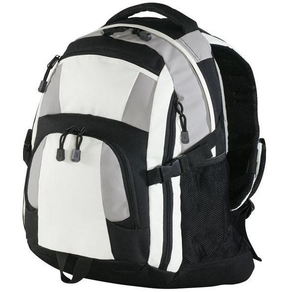 Port Authority Urban Backpack - Grey/black/stone