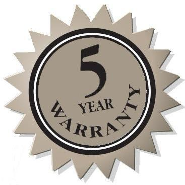 5 Year - Major Appliance Warranty Under 500.00